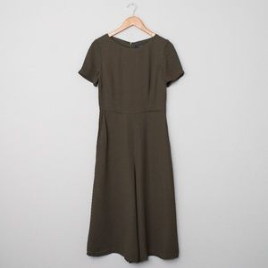 French Connection Esther Wideleg Jumpsuit - NWT